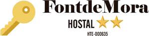 Hostal Fontdemora Logo
